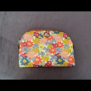 Coach cosmetic bag